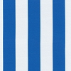 Canopy Stripe Cobalt Outdoor