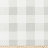 Alexander French Grey Slub Canvas