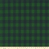Buffalo Plaid Mountain Green Blue