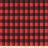 Buffalo Plaid Red Black