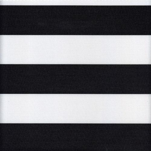 Premier Prints Cabana Stripe Shadow Black Home Decorating