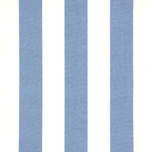 Premier Prints Canopy Stripe Baby Blue Home Decorating