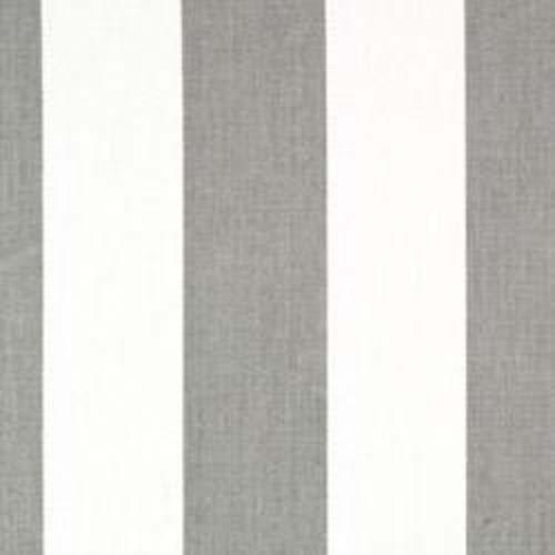Premier Prints Canopy Stripe Storm Gray Home Decorating Fabric