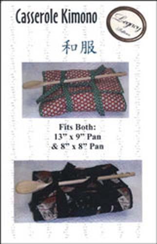 Legacy Patterns Casserole Kimono Sewing Pattern