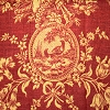 Country House Rouge Cameo Toile