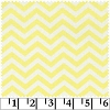 Baby Chevron Pastel Yellow