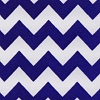 Grape Chevron Stripe