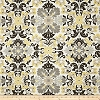 Folk Damask Lemondrop