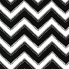 Robert Kaufman Modern Bliss Chevron Black