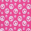 Peace Candy Pink