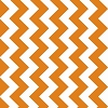 Chevron Burnt Orange M