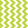 Chevron Lime M
