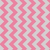 Chevron Hot Pink Gray M