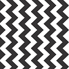 Chevron Black M