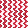Chevron Red M