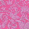 Small Paisley Candy Pink