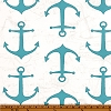 Anchors Coastal Blue