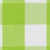 Bright Lime Gingham - BY THE BOLT