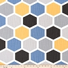 Hexagon Brazilian Yellow