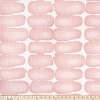 Shibori Dot Blush Slub Canvas