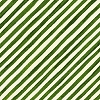 Winter Wonderland Diagonal Stripe Green