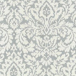 Waverly Dashing Damask Silver