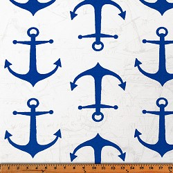 Anchors Cobalt Outdoor