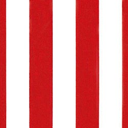 Premier Prints Canopy Stripe Lipstick Red White