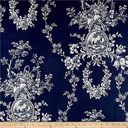 Waverly Country House Indigo