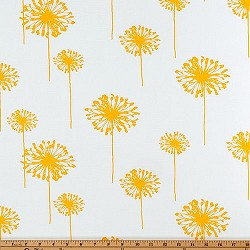 Premier Prints Dandelion Corn Yellow