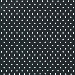 Premier Prints Dottie Black