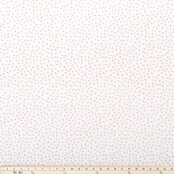 Ira Blush Slub Canvas