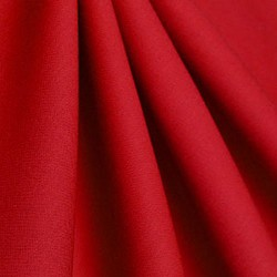 Robert Kaufman Kona Cotton Rich Red