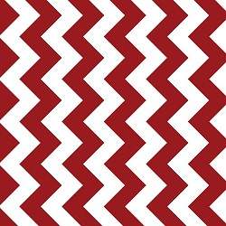 Chevron Crimson M