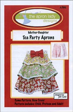 Tea Party Aprons