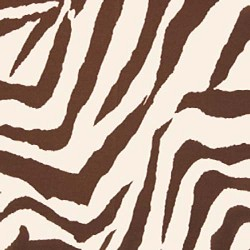 "33"" By 56"" Zebra Chocolate - FREE SHIPPING"