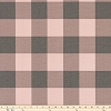 Buffalo Check Blush Grey