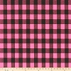 Buffalo Plaid Polish Pink Black