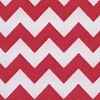 Raspberry Chevron Stripe