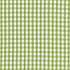 Sprout Green White Gingham 1/8