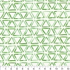 Painted Triangles Verte