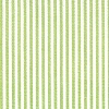Sprout Green White Stripe 1/16