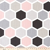 Hexagon Blush