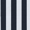 Canopy Stripe Navy Outdoor