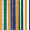 Purple Green Gold Mardi Gras Stripe
