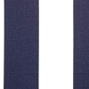 Vertical Navy Blue White