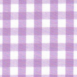 "1/4"" Lilac Gingham - BY THE BOLT"