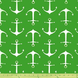 Anchors Kelly Green