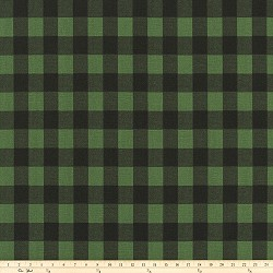Buffalo Plaid Valley Green Black