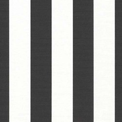 Canopy Stripe Black